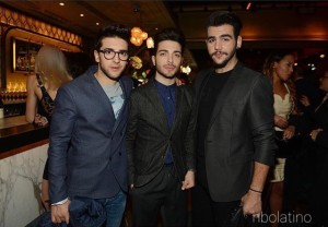 Il Volo on Las Vegas Screening and Soundtrack