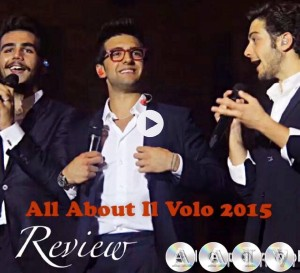All about il volo review