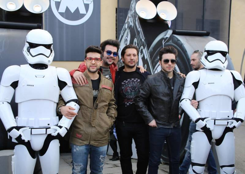 Il Volo at Pitti Uomo - Matchless