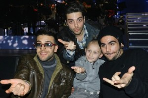 Il Volo and Jonathan - make a wish 2