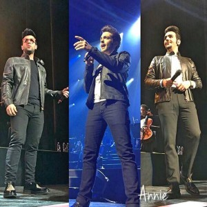 Il Volo - Chicago - World Tour 2016
