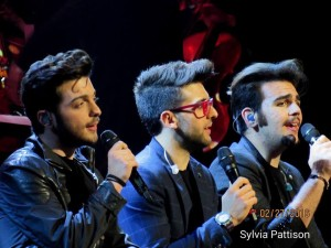 Il Volo - Detroit - World Tour 2016