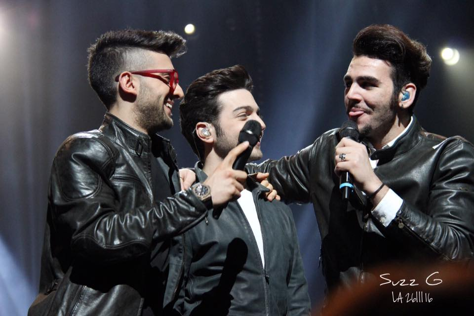 From las vegas to temecula with il volo and above all with all i found il volo alone in a very difficult moment of my life but as soon i discovered the amazing guys behind the voices that were so loved by me m4hsunfo