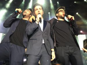 Il Volo in Puebla City, Mexico