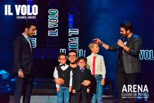 Il Volo Mexico City