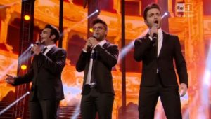 Wind Music Awards 2016 Il Volo