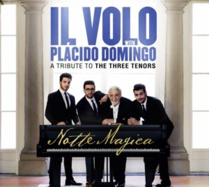 Notte Magica A TRIBUTE TO THE THREE TENORS