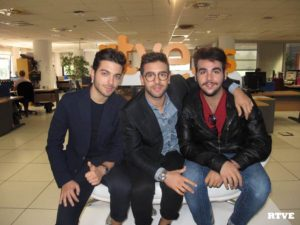 Il Volo in Spain - RTVE