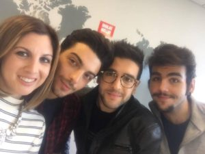 Il Volo in New York