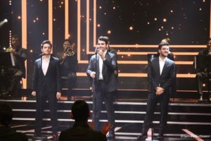 Il Volo on X-Factor Brasil 2016