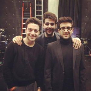 Il Volo at WGBH - Boston