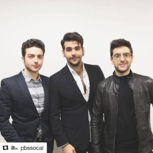 Il Volo at PBS SoCal