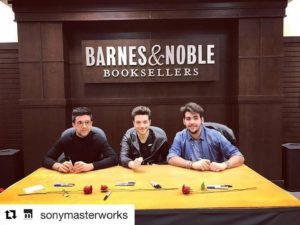 Il Volo at Barnes & Noble