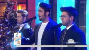 il volo today show 23 december 2016
