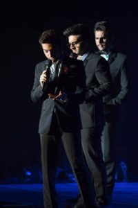 Il Volo in Monte Carlo new year eve 2017