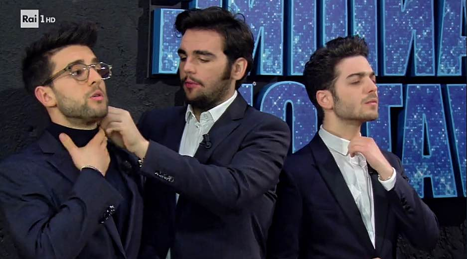 Il Volo - Standing Ovation 2017