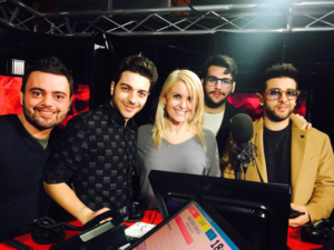 Il Volo on RTL 102.5 - 15 February 2017