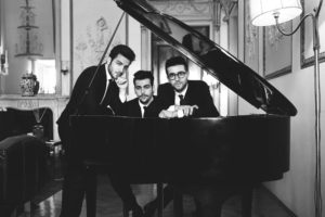 Il Volo at the piano - Notte magica