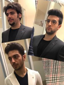 Il Volo at Lardini - Februray 2017
