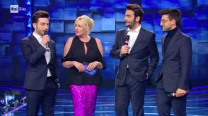 Il Volo standing ovation 17 February 2017