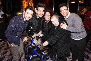 Il Volo and Dolores - RCMH