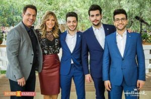 Il Volo - Home & Family 2017