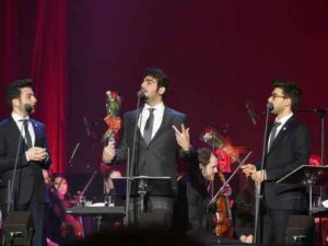 Il Volo in San José March 27 2017