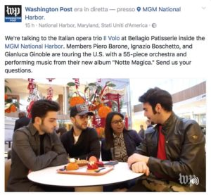 il volo washington post 9march2017