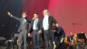 Il Volo in Brussels