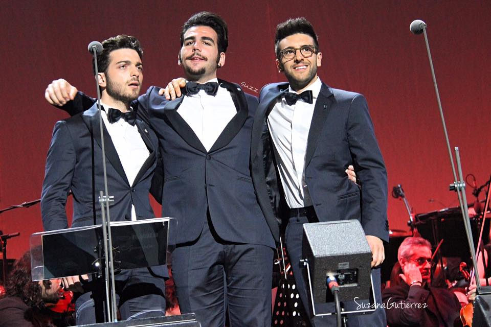 Il Volo in Roma - May 12 2017