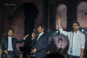 Il Volo in Taormina - June 4, 2017
