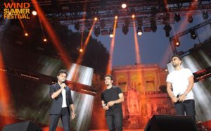Il Volo Wind Summer Festival 25june2017