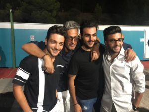 Il Volo and Fiorello in Pula - July 28th 2017